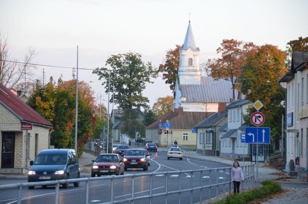 Jēkabpils - mana dzimtā pilsēta