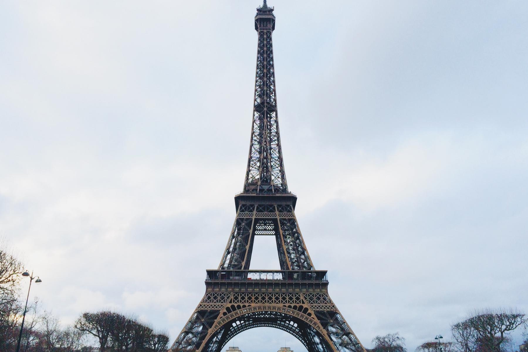 parīzes eifeļa tornis